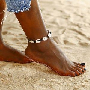 seashells anklet bracelet chain